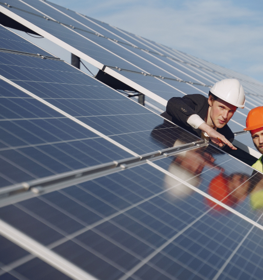 SMART, SUSTAINABLE SOLAR ENERGY SOLUTIONS